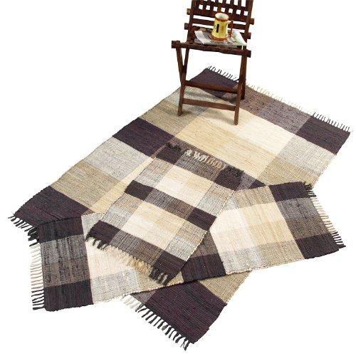 solid sisal rug