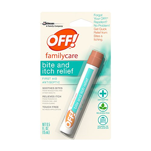 Bites Flea Itch (OFF! FamilyCare Bite and Itch Relief Pen (1 ct))