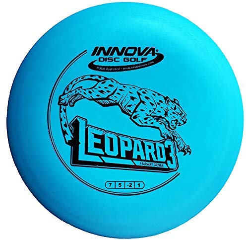 (Innova Disc Golf DX Leopard3 Fairway Driver (Colors May Vary) (165-169g))