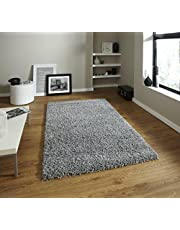 TrendMakers Think Rugs 120 x 170 cm Vista 2236 Rug, Grey