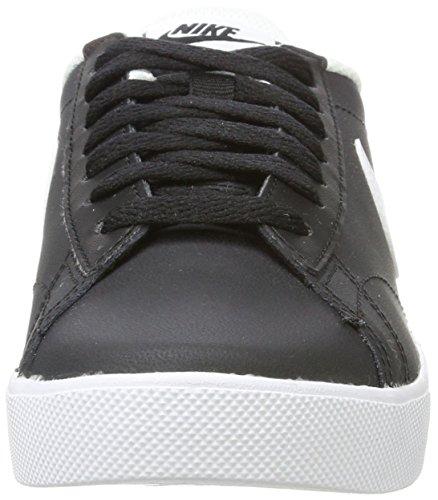 Nike Wmns Racquette '17 LTR, Scarpe da Ginnastica Basse Donna, Nero (Black/White-White), 36 EU