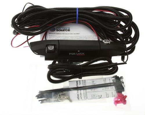 Camera Source CS-TAC-5400 Toyota Tacoma Backup Camera Kit with PopNLock PL5400