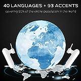 WT2 Language Translator - Supports 40 Languages