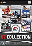 EA Sports 07 Collection (NBA Live, NHL, Madden, Tiger Woods PGA Tour, Nascar Sim Racing)