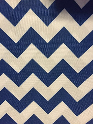 Chevron Indoor Outdoor Upholstery Drapery Fabric - Sold By The Yard - 60