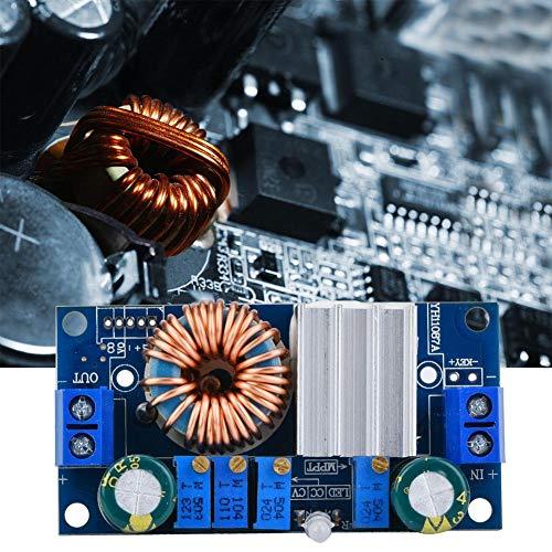 CV Mppt Solarpanel-Ladereglermodul, 5A-Lademodul MPPT-Solarpanel-Controller mit Ladeanzeigefunktion