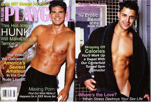 Read Online Playgirl Magazine: August 2002 pdf