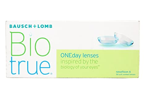 29ceb74d53801c Buy Bausch   Lomb Bio True 1 Day Contact Lens - 30 Pieces (-1.5 ...