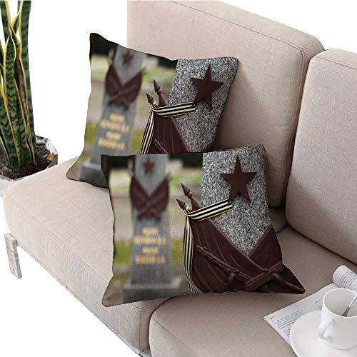 longbuyer Cushion Cover spa Cute Cushion Covers W 20