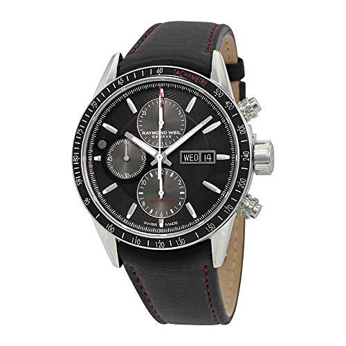 Raymond Weil Freelancer Automatic Black Dial Men's Watch 7731-SC1-20621