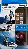 "Authentic OEM Redpepper XLF Series Waterproof Case For iPhone 6/ 6S 4.7"" (Black)"