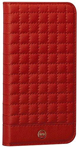 Sena Premium Stand Case (Sena Red Quilted Wallet, Premium quality quilted wallet case for the iPhone 6/6s PLUS - Red)
