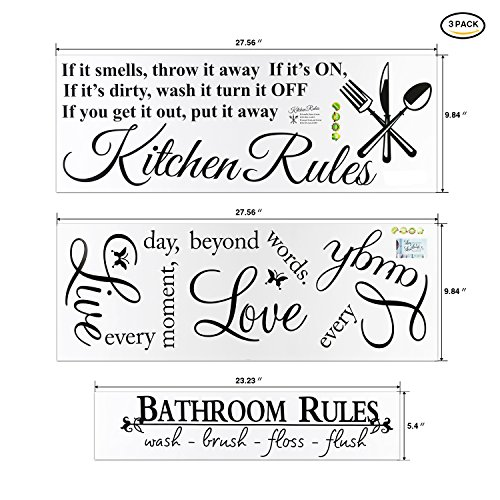 kitchen decals quotes - 6