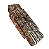 Fishing Rod Cases Tubes Fishing Gear Fishing Poles Bags Camouflage 80 cm