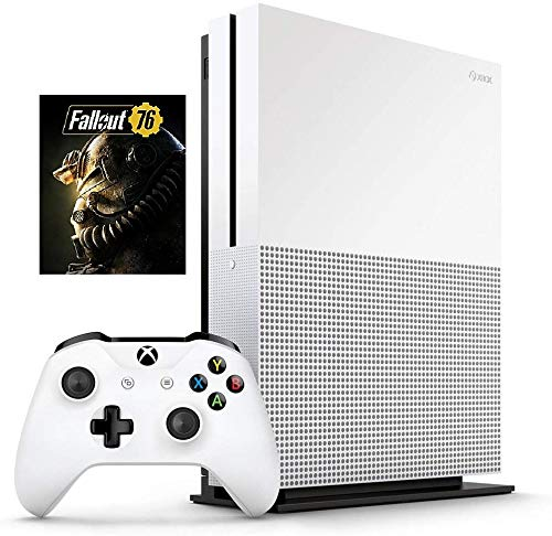 Xbox One S 1TB – Fallout 76 Bundle