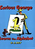Curious George Learns the Alphabet, H. A. Rey, 0395891132