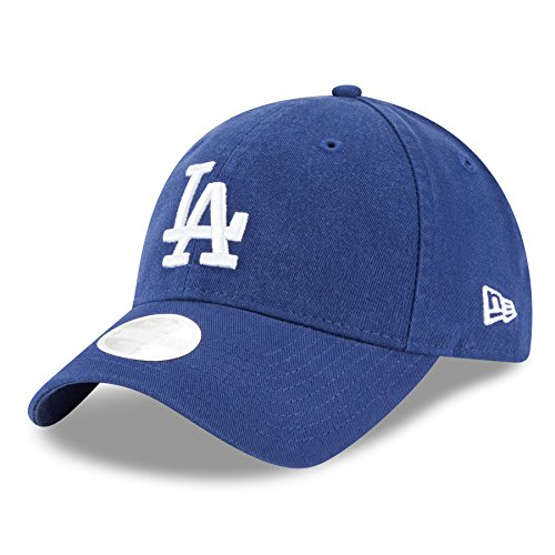 Los Angeles Dodgers New Era Women's Logo Core Classic Twill Team Color 9TWENTY Adjustable Hat Royal