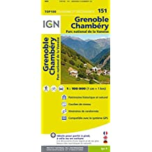 Grenoble / Chambery 2015: IGN.V151