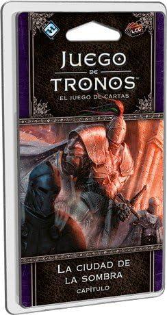 Fantasy Flight Games- Juego de Tronos lcg: la Ciudad de la Sombra - español, Color (FFGT31): Amazon.es: Juguetes y juegos