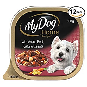 MY DOG Home Recipe Wet Dog Food Click on image for further info.