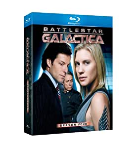 Battlestar Galactica: Season 4 [Blu-ray]