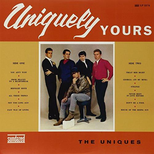 Uniquely Yours [Vinyl]