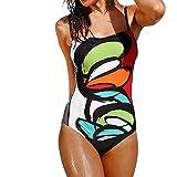 Steagoner Swimsuits Women Swimsuit One-Piece Jumpsuit Bikini Tummy Control Swimwear Monokini Beachwear Bathing Suit