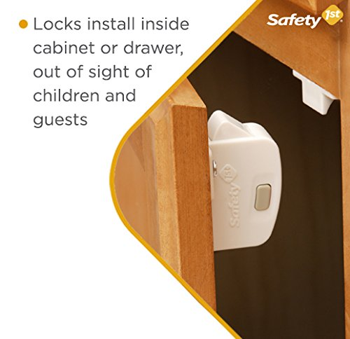 Review Safety 1st Magnetic Locking