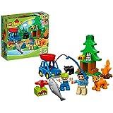 LEGO Duplo Town 10583 - Foresta, Campeggio sul Lago
