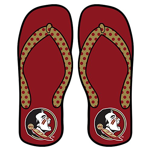 Florida State Seminoles Decal FSU FLIP FLOP DECAL 4