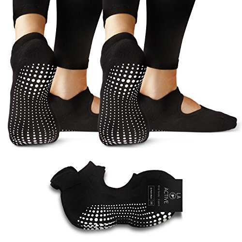 Active Grip Socks Pilates Ballet