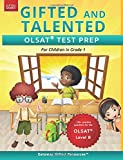 img - for Gifted and Talented OLSAT Test Prep Grade 1: Gifted Test Prep Book for the OLSAT Level B; Workbook for Children in Grade 1 book / textbook / text book