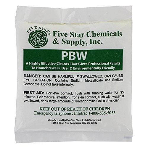 PBW by Five Star- 2 oz. (Wine Star Five)