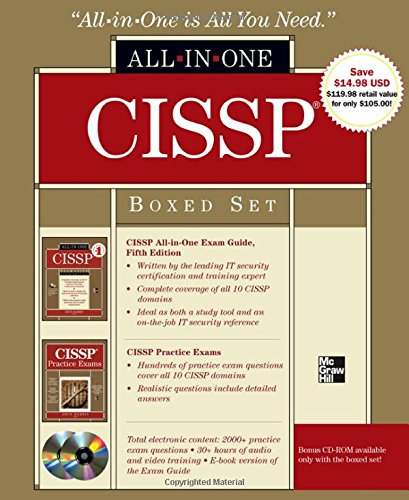 CISSP Boxed Set (All-in-One)