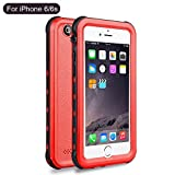 Red Pepper For iPhone 6 Waterproof Case Shell, Dust Proof, Snow Proof, Shock