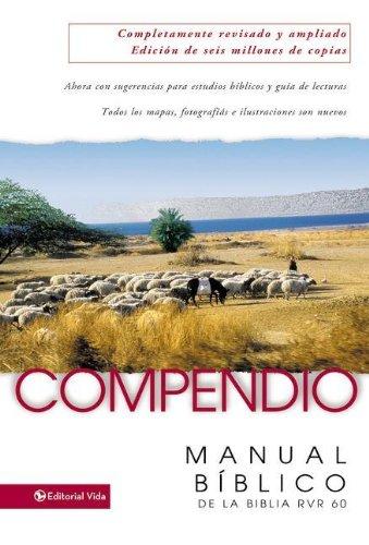 Compendio:  Manual Biblico de la Biblia RVR 60 (Spanish Edition) by HarperCollins Christian Pub.
