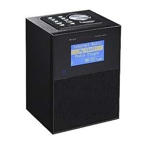 AVOX Indio Petite - Radio (Internet, 8W, 120-15000 Hz, 89 Db, 945g, 130 x 105 x 175 mm)