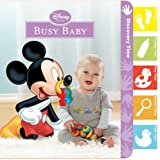 Busy Baby, Disney Book Group Staff, 1423128257