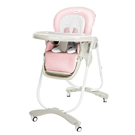 Amazon.com: DUWEN Silla alta para niños, silla de comedor ...