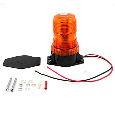 Encell 30 LED Strobe Flashing Warning Light 12-24V: Automotive