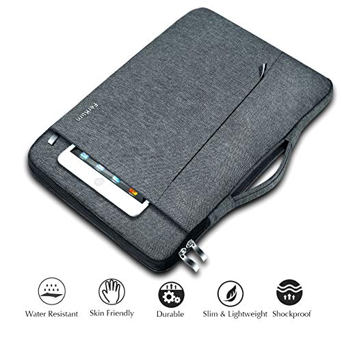 Ferkurn Compatible MacBook Waterproof Bag Grey