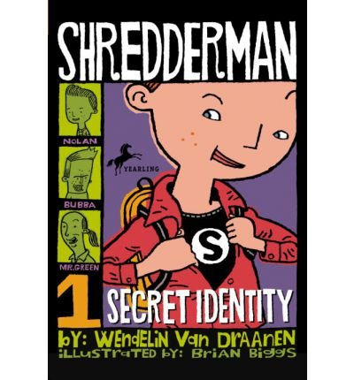 Read Online [ Secret Identity (Shredderman (Paperback) #01) ] By Van Draanen, Wendelin ( Author ) [ 2006 ) [ Paperback ] pdf epub