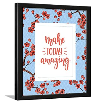 Buy Chaka Chaundh Home Quotes Frames Life Motivational Quotes Frames Quotes Frames For Bedroom Living Room Home Motivational Wall Frame For Living Room Bed Room Quotes