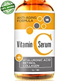 Vitamin C Serum for Face with Retinol - Best Reviews Guide