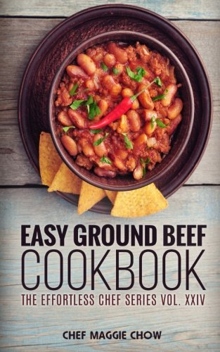 Easy Ground Beef Cookbook