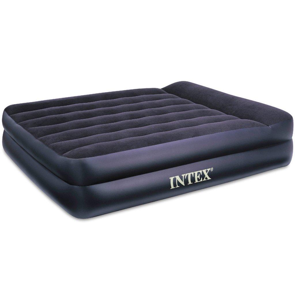 Intex Luftbett + Gästebett Doppelbett Matratze Bett Luftmatratze 66720