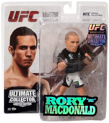 Round 5 UFC Ultimate Collector Series 13 LIMITED EDITION Action Figure Rory MacDonald (Ufc Series Figure Action)