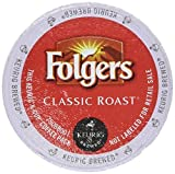Folgers Gourmet Classic Coffee, Medium Roast, K-Cups (80 ct.)