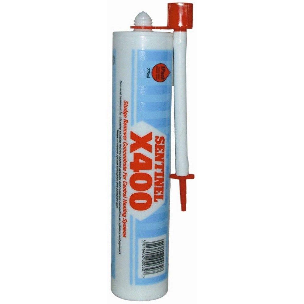 Sentinel X400 Tube Concentrate Non Acid Desludger/System Cleaner Gel ...