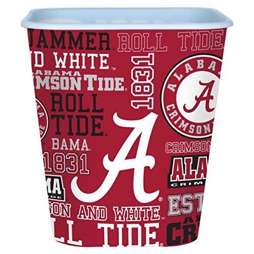 NCAA Alabama Crimson Tide Snack Bucket (Bucket Basketball)